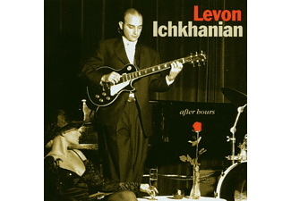 Levon Ichkhanian - After Hours - (CD)