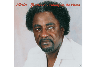 Elvin Spencer - Picking Up The Pieces - (CD)
