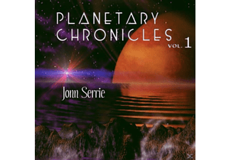 John Serrie - Planetary Chronicles Vol.1 - (CD)