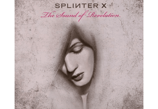 Splinterx - The Sound Of Revelation [CD]