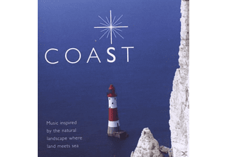 VARIOUS - Coast-land & sea - (CD)