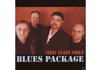 Blues Package - First Class Fools - (CD)