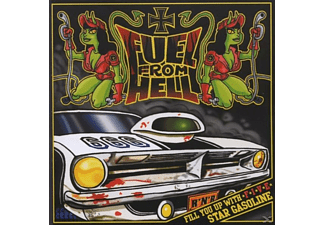 Fuel From Hell - Fill you up with five star gasoline - (CD)