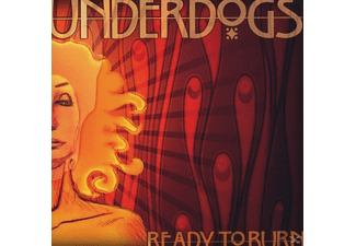 Underdogs - Ready To Burn - (CD)