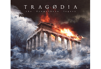 Tragodia - The Promethean Legacy - (CD)