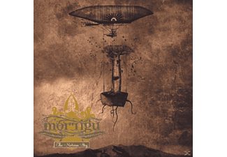 Morrigu - The Niobium Sky - (CD)