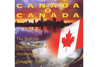 The Scottish Fiddle Orchestra - Canada o Canada - (CD)