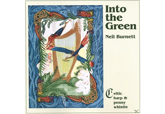 Neil Burnett - Into The Green - (CD)