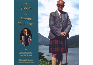Jim Johnstone And His Band - A Tribute To Jimmy Shand - (CD)