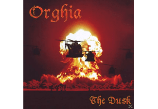 Orghia - The Dusk - (CD)