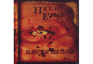 Hellfire - Bleed For The Cause - (CD)