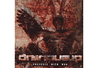 Grenouer - Presence With War - (CD)
