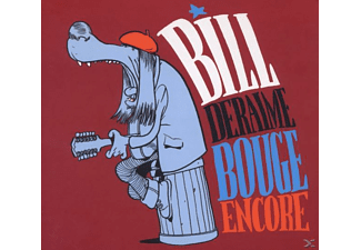 Bill Deraime - Bouge Encore [CD]