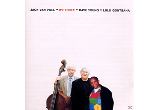 Van Poll,Young,Gontsana - We Three - (CD)
