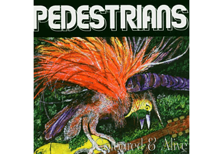Pedestrians - Coloured And Alive - (CD)
