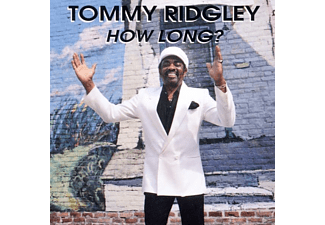Tommy Ridgley - How Long? - (CD)