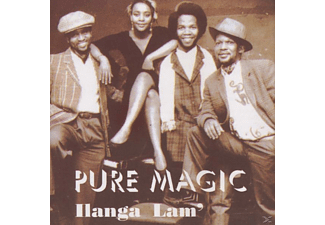 Pure Magic - Ilanga Lam - (CD)