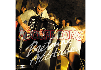 VARIOUS - Accordeons Bretonne Attitude - (CD)