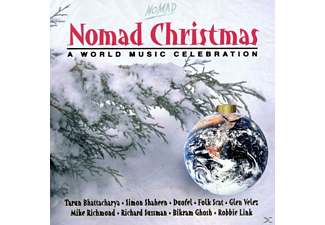 VARIOUS - Nomad Christmas - (CD)