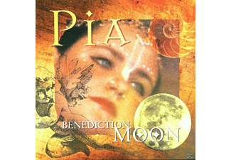 Pia - BENEDICTION MOON - (CD)