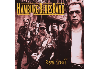 Hamburg Blues Band - Real Stuff - (CD)