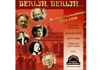 VARIOUS - Berlin, Berlin - (CD)