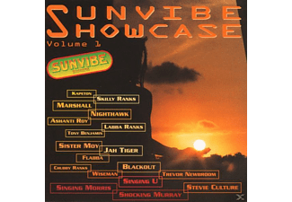 Sunvibe Showcase - Various - (CD)