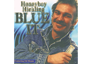 Honeyboy Hickling - Blue It - (CD)
