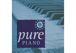 Brian King - Pure Piano - (CD)