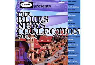 VARIOUS - The Blues News Collection 2 - (CD)