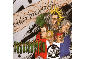Cider Breakfast - Anti-Patriotic Frankenstein - (CD)