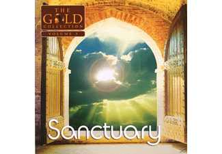 VARIOUS - Sanctuary - (CD)