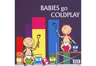 Coldplay - Babies Go COLDPLAY - (CD)