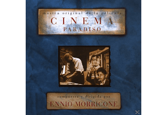 Ennio Morricone - Cinema Paradiso - (CD)