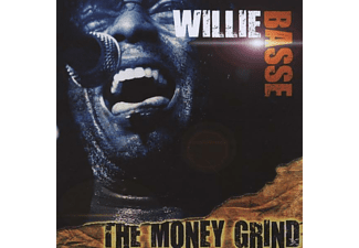 Willie Basse - The Money Grind - (CD)