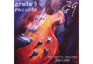 VARIOUS - Metropolis Session 2007-2009 - (CD)