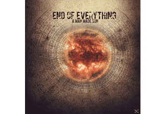 End Of Everything - A Man Made Sun - (CD)