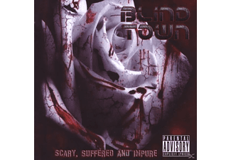 Blind Town - Scary Suffered and Impure - (CD)