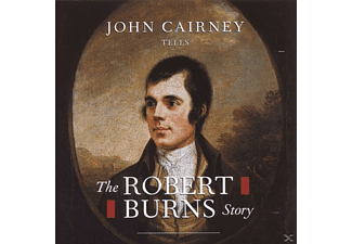 Tells the Robert Burns Story - 1 CD - Hörbuch