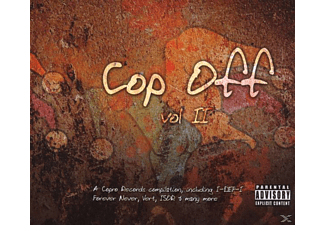 VARIOUS - Cop Off Vol.2 - (CD)