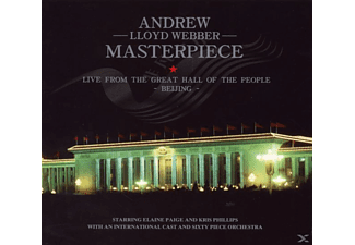 Andrew Lloyd Webber - Masterpiece (Live In Beijing) - (CD)