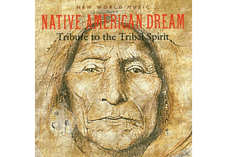 Goodall Thornton Richardson - NATIVE AMERICAN DREAM - (CD)