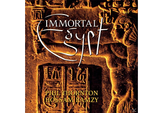 Phil Thornton & Hassam Ramzy, Thornton, Phil / Ramzy, Hossam - Immortal Egypt - (CD)