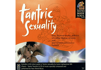 Llewellyn, Leora Lightwoman - Tantric Sexuality - (CD)