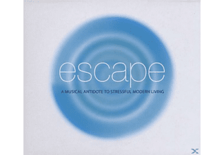 John Coker - ESCAPE - (CD)