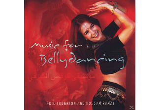 VARIOUS, Amira Feat.Ramzy/Thornton - Bellydancing - (CD)