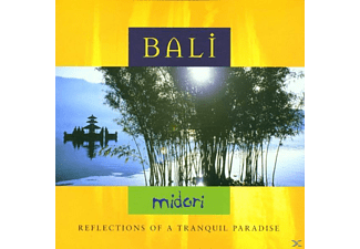 Midori - Bali-Reflection Of A Tranqui - (CD)