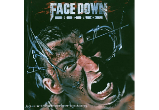 Face Down Hero - Opinion converter - (CD)