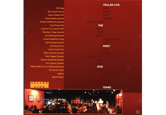 A Jazz Cellar Live - The first five years - (CD)