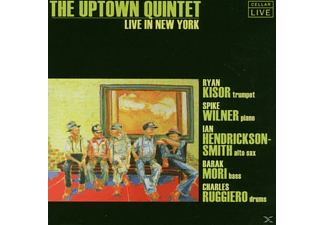 The Uptown Quintet - Live In New York - (CD)